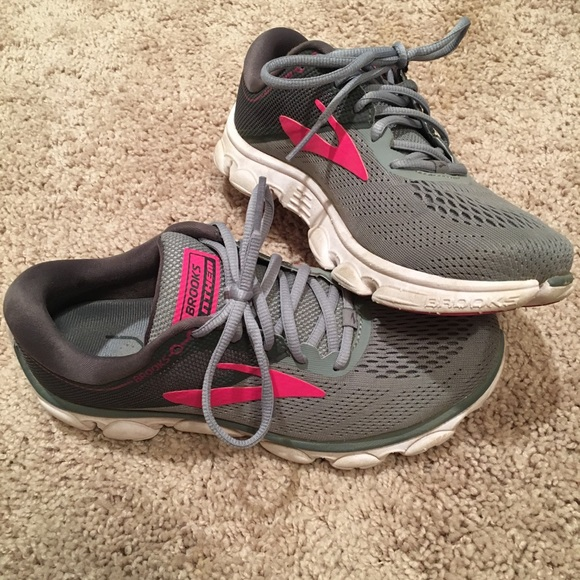 "14512f5a5714f Brooks Shoes - Brooks ""Anthem"" running shoes"